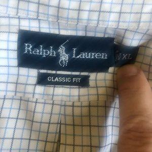 POLO Ralph Lauren Classic Fit Tattersall BD Shirt